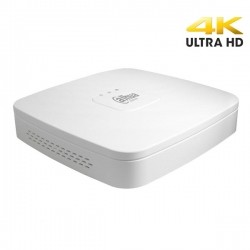 NVR4104P-4KS2 zonder harddisk