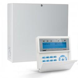 INTEGRA 64 pack met 16 zones, blauw LCD bediendeel en IP module