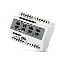 INT-ORS - DIN rail geschikte uitgangen uitbreidingsmodule (8 x 230 VAC relais)