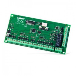 INT-R - INTEGRA toegangscontrole module excl. voeding en behuizing