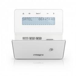INT-KWRL2-WSW - ABAX 2 wit draadloos LCD proximity bediendeel t.b.v. INTEGRA