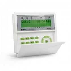 INT-KLCD groen InteGra LCD bediendeel