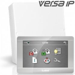 """VERSA IP pack met zilver INT-TSH 7"""" touchscreen bediendeel"""