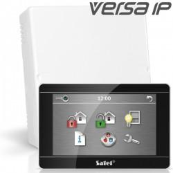 """VERSA IP pack met zwart INT-TSH 7"""" touchscreen bediendeel"""