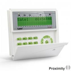 INT-KLCDR groen InteGra LCD proximity bediendeel