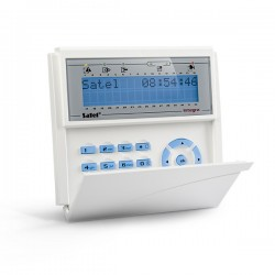 INT-KLCD blauw InteGra LCD bediendeel
