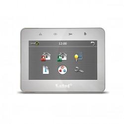 "INT-TSG 4.3"" zilver touchscreen voor INTEGRA/VERSA"