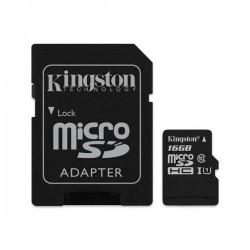 Micro SD kaart 16GB t.b.v. INT-TSG fotolijst/firmware update