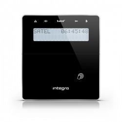 INT-KWRL2-BSB - ABAX 2 zwart draadloos LCD proximity bediendeel t.b.v. INTEGRA