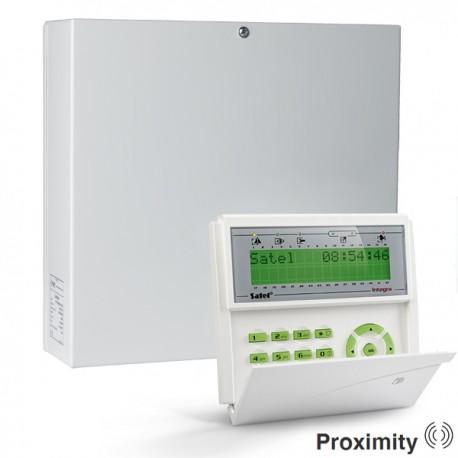 InteGra 32 pack groen proximity LCD bediendeel