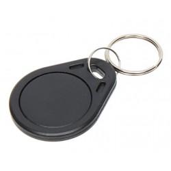 Contactloze sleutelhanger conform de Unique 125kHz-standaard.