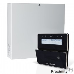 InteGra 32 pack zwart KLFR proximity LCD bediendeel