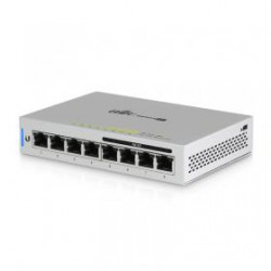 Ubiquiti UniFi Switch - 8 poort, 60W